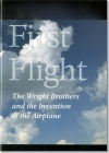 First Flight: The Wright Brothers and the Invention of the Airplane (National Park Service Handbook  #159) Cover Image