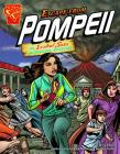 Escape from Pompeii (Graphic Expeditions) Cover Image