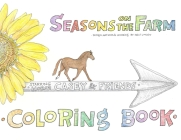 Seasons on the Farm Coloring Book Starring Casey and Friends Cover Image