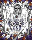 Adult Coloring Book: Horror Land Men of Misery (Book 3) Cover Image