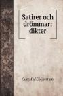 Satirer och drömmar: dikter (Poetry Books) Cover Image