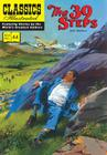 The 39 Steps (Classics Illustrated #44) Cover Image