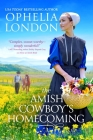 The Amish Cowboy's Homecoming (Honey Brook #2) Cover Image
