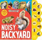 Discovery Noisy Backyard: 10 Backyard Sounds Cover Image