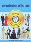 American Presidents and First Ladies [With CDROM] (Dover Full-Color Electronic Design) Cover Image