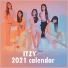 ITZY 2021 calendar: ITZY 2021 calendar: ITZY 2021 Calendar Wall Calendar 12 Months 8.5 x 8.5 Glossy Paper Cover Image