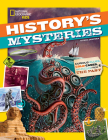 History's Mysteries: Curious Clues, Cold Cases, and Puzzles from the Past Cover Image