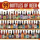 99 Bottles of Beer on the Wall 2019 Wall Calendar Cover Image