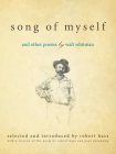 Song of Myself: And Other Poems by Walt Whitman Cover Image