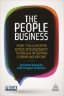 The People Business: How Ten Leaders Drive Engagement Through Internal Communications Cover Image
