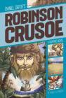 Robinson Crusoe (Graphic Revolve: Common Core Editions) Cover Image