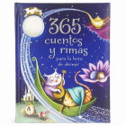 365 Cuentos Y Rimas Para La Hora de Dormir = 365 Tales and Rhymes for Bedtime Cover Image