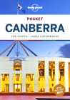 Lonely Planet Pocket Canberra 1 (Travel Guide) Cover Image