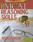9th Edition Examkrackers MCAT Reasoning Skills: Verbal, Research & Math Cover Image