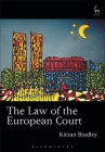 The Law of the European Court Cover Image