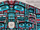 Northwest Coast Indian Painting: House Fronts and Interior Screens Cover Image