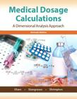 Medical Dosage Calculations Cover Image