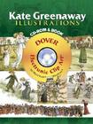 Kate Greenaway Illustrations [With CDROM] (Dover Electronic Clip Art) Cover Image