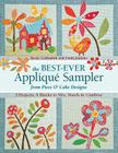 The Best-Ever Applique Sampler from Piece O'Cake Designs [With Pattern(s)] Cover Image