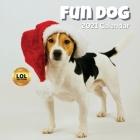Fun Dog Calendar 2021 Cover Image