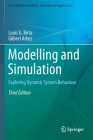 Modelling and Simulation: Exploring Dynamic System Behaviour (Simulation Foundations) Cover Image