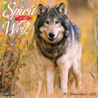 Spirit of the Wolf 2022 Wall Calendar (Wolves) Cover Image