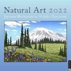 Natural Art: Japanese Blockprints 2022 Wall Calendar Cover Image