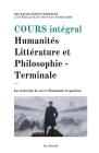 Cours intégral: Humanités Littérature et Philosophie - Terminale Cover Image