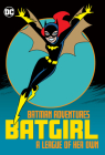 Batman Adventures: Batgirl-A League of Her Own Cover Image