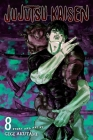 Jujutsu Kaisen, Vol. 8 Cover Image