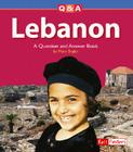 Lebanon: A Question and Answer Book Cover Image
