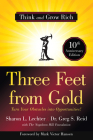 Three Feet from Gold: Turn Your Obstacles Into Opportunities! (Think and Grow Rich) (Official Publication of the Napoleon Hill Foundation) Cover Image