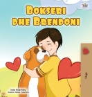 Boxer and Brandon (Albanian Children's Book) Cover Image