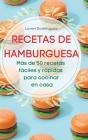 Recetas de Hamburguesa Cover Image