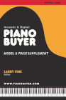 Piano Buyer Model & Price Supplement / Spring 2020 Cover Image