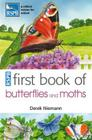 Rspb First Book of Butterflies and Moths Cover Image