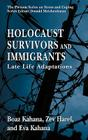 Holocaust Survivors and Immigrants: Late Life Adaptations Cover Image