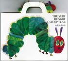 The Very Hungry Caterpillar Giant Board Book and Plush package Cover Image