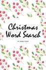 Christmas Word Search Puzzle Book (6x9 Puzzle Book / Activity Book) Cover Image