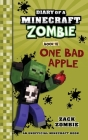 Diary of a Minecraft Zombie Book 10: One Bad Apple Cover Image