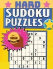 Hard Sudoku for Adults - The Super Sudoku Puzzle Book: Hard Sudoku for Adults - The Super Sudoku Puzzle Book Cover Image
