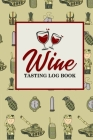 Wine Tasting Log Book Cover Image