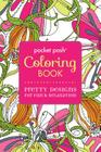 Pocket Posh Adult Coloring Book: Pretty Designs for Fun & Relaxation (Pocket Posh Coloring Books #2) Cover Image