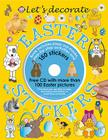 Let's Decorate Easter Stickers Cover Image