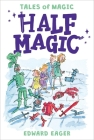 Half Magic (Tales of Magic #1) Cover Image