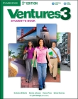 Ventures Level 3 Student's Book [With CD (Audio)] Cover Image