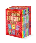 Epic Athletes: The Champions Collection Boxed Set: (Stephen Curry, Alex Morgan, Serena Williams, Tom Brady, LeBron James, Lionel Messi) Cover Image