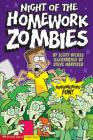 Night of the Homework Zombies: School Zombies (Graphic Sparks) Cover Image