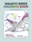 The Aquatic Birds Coloring Book (Coloring Concepts) Cover Image