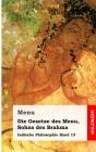 Die Gesetze des Menu, Sohns des Brahma: Indische Philosophie Band 13 Cover Image